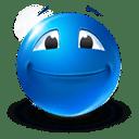 Glad icon