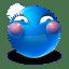 Love glad icon