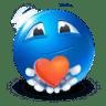 Love-heart icon