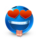 Indecent love icon