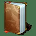 Secret book icon