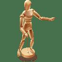 WoodMannequin icon