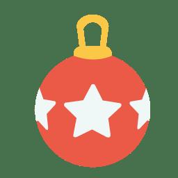 Christmass ball icon