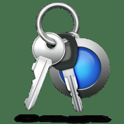 Keychain Access icon
