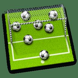 Goal full icon