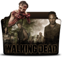 The walking dead icon