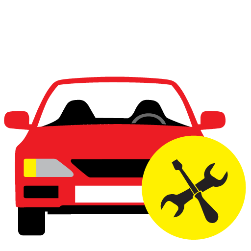 Car Repair Icon | Service Categories Iconset | AtYourService
