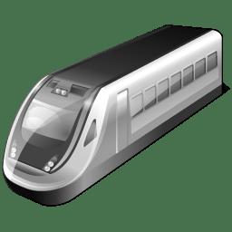 Gray Train icon