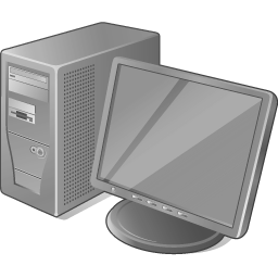 Disabled Computer icon