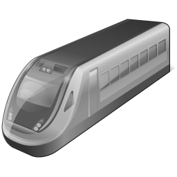 Disabled Train icon