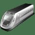3-Gray-Train icon