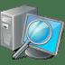 Computer-search icon