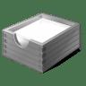 3-Gray-Paper-Box icon