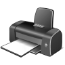 3-Gray-Printer icon