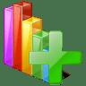 Chart-add icon
