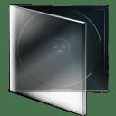 Boite cd vide icon