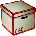 RAR Box icon
