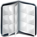Book cd vide icon