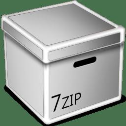 Zip Box icon