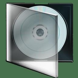 Boite cd icon