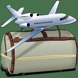 Internet bags icon