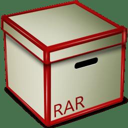 RAR Box icon