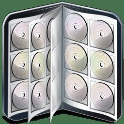 Book CD icon