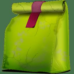Corbeille box sale v icon