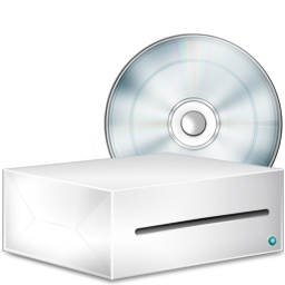 Lecteur box icon