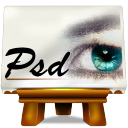 Fichiers psd icon