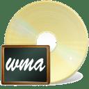 Fichiers wma icon