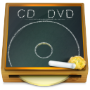 Lecteur cd dvd icon