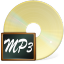 Fichiers mp 3 icon