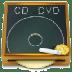Lecteur-cd-dvd icon