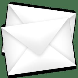 Mail envelopes icon