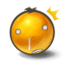 Shocked-again icon