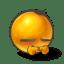 Shy icon