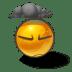 Dark-mood icon
