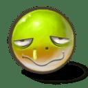 Sick icon
