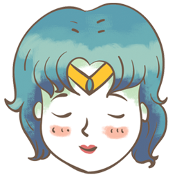 Sailor mercury icon
