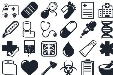 Medico Icons