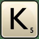 K icon