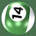 Ball 14 icon