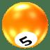 Ball-5 icon