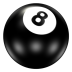 Ball-8 icon