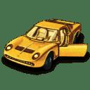 Lamborghini Miura icon