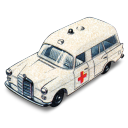 Mercedes Benz Ambulance icon