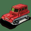 Snow Trac Tractor icon