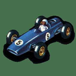 BRM Racing Car icon