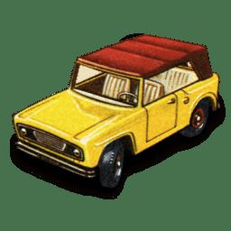 Field Car icon